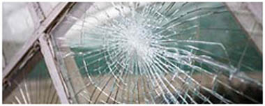 Rottingdean Smashed Glass